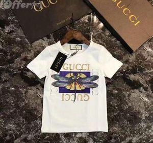 Nuovi Abbigliamento per bambini Camicia per ragazzo T-shirt estiva traspirante 2 - 7 anni Polo Shirt Boy Fashion Clothes