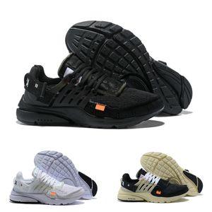 2020 Nike Air Max Presto Airmax White Prestos Shoes OFF deportivo baratos del diseñador del amortiguador de aire de Nueva prestos Hombres Mujeres Trainer las zapatillas de deporte