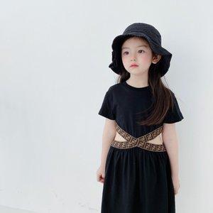 의류 키즈 비치 긴 드레스 유아 키즈 파티 의류 착실히 보내다 무료 배송 아기 여자 여름 패션 드레스 소녀