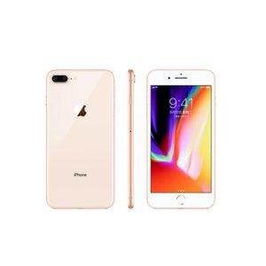 Apple i8 plus iphone8 plus iphone 8 plus 4G LTE 64 / 256GB IOS mit Note Identifikation WIFI Bluetooth GPS setzte ursprüngliches geüberholtes Handy frei