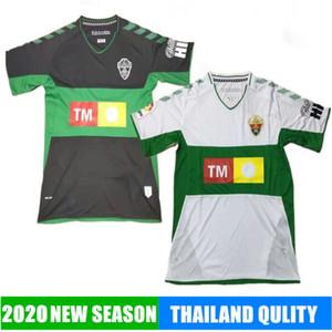 2020 CF Elche 2019 Soccer Jerseys Lolo Ivan Sanchez S. Dani Calvo Ramon Kaba Folch Ferriz personnalisé 19 20 Domicile Extérieur Football shirt calcio
