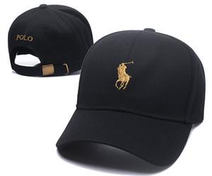 2019 Nueva llegada curva golf 2d sombreros Snapback deporte sombreros gorras polo golf Snapbacks Snap-back adulto Hat Cap de buena calidad