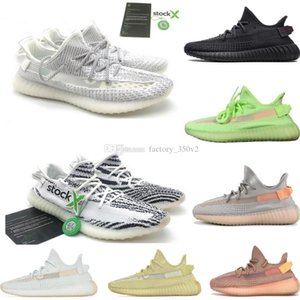 2019 Inertia v2 big size 36-48 Geode triple black reflective sneakers stock x static hyperspace ture form trfrm clay