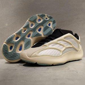 Kanye West Foam Runner 700 V3 Sneakers for Men Kanyewest 700V3 Sports Shoes Men White Skeleton Run ssYEzZYSYeZzyv2 350 boost