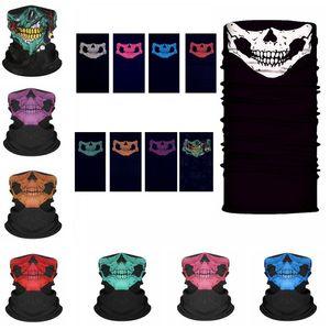 casa Mais novos homens e mulheres véu mágico ao ar livre equitação esportes máscara de ventilação perfeita véu multi-funcional para fora Máscaras Designer