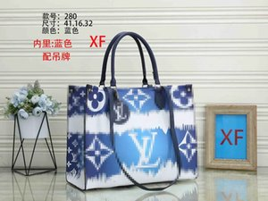 Designer Women Handbag Purse Flower ONTHEGO GM Clutch Tote ESCALE SPEEDY Crossbody Luxury PU Leather Shopping Shoulder Bag