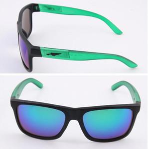여성을위한 브랜드의 새로운 Arnette 럭셔리 4177 선글라스 남성 2019 스포츠 안경 브랜드 디자인을 운전 사각 선글라스 UV400 코팅 반사