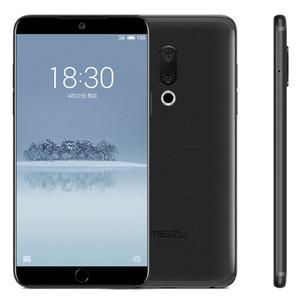 """الأصلي MEIZU 15 4G LTE الهاتف الخليوي 4GB RAM 64GB 128GB ROM أنف العجل 660 الثماني النواة الروبوت 5.46 """"الهاتف 20MP mTouch بصمة ID موبايل"""
