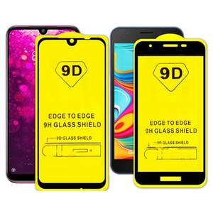 تغطية 9D يشبع الغراء الزجاج المقسى للحصول على برو 11 ماكس سامسونج A11 M31 A90 A51 A71 5G شاشة حامي لا باقة