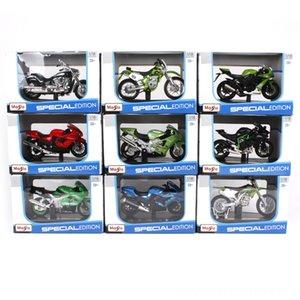 Maisto 1/18 1:18 Escala BMW R1200 GS Motos Electric / RC Electric Car Remote Control Motos Diecast monitor Modelos aniversário Toy presente