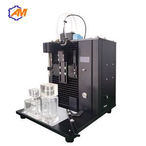 État neuf et boissons cosmétiques chimique application petite machine de remplissage de liquide