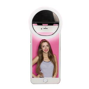 Self-timer LED Fill Light External Multi-function Flash for Mobile Phone