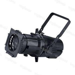 Seguenti profili Spot Light LED ellissoidali Imgae Leko luci 200W 3200K Professional Studio Teatro Spotlight DMX 512 Zoom Fase DHL