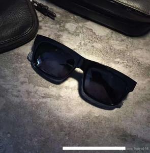 """Mens """"The Monster"""" preto óculos polarizados designer de moda Sunglasses gafa de sol Marca novo com caixa"""