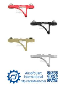 ACI의 B5 그립 정지 손 정지 handstop KeyMod, 짧은 K 모델 (블랙 / 레드 / 탄 / 실버) 경량 판매 1 + 1 이벤트 레일 커버