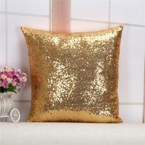 7 stil Glitter payetler yastık kılıfı kapak araba bel yastık kılıfı kanepe yastık kılıfı ev dekorasyon güzel hediyeler dc181 40 * 40cm yastık