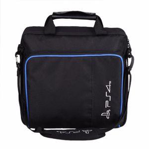 Для PS4 / PS4 Pro Slim Game Sytem сумка оригинальный размер для PlayStation 4 консоли защиты плеча сумка Сумка холст чехол