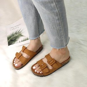 Summer Womans Sliders Bow Flatform Mule Sandals Comfortable Shoes Indoor Outdoor Flip-flops Beach Shoes