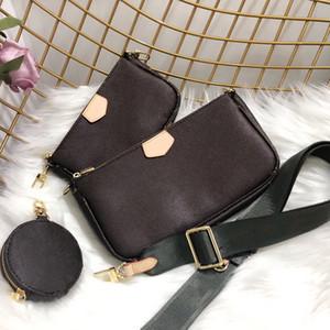 Hot Classic Women Handbags Bolsas 3 em 1 Imprimir Flor Mahjong Pacote Senhoras Ajustável Dupla Lateral Lado De Ombro Alta Crossbody Bags