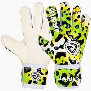 Kids goalkeeper professional football goal keeper thicken goalie soccer Gloves & Mittens Accessories gloves youth finger save anti-slip spor