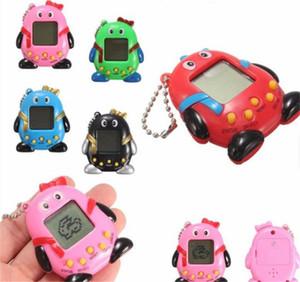 2019 beliebte elektronische pet Tamagochi Spielzeug Vintage Virtuelle Haustier Cyberspielzeug Tamagotchi Digital Pet Kind Spiel Lustige Spielzeug