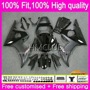 OEM Injection For YAMAHA YZF R6 S YZF600 CC YZFR6S YZF-600 Body 82HM.1 Stock black YZF R6S YZF-R6S 06 07 08 09 2006 2007 2008 2009 Fairing