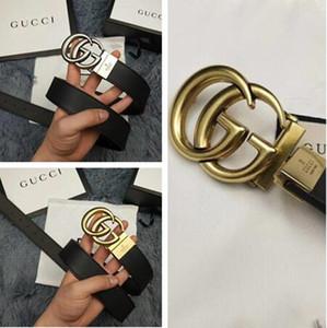 cintura Gucci popolare cinghie di cuoio i ragazzi dei bambini delle ragazze di moda Nuova Europa i bambini brand designer casul PU