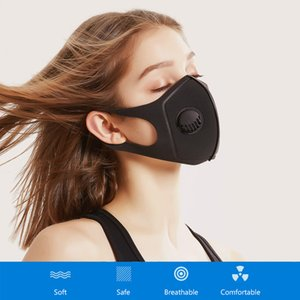 Cycling Face Mask Activated Carbon with Filter PM2.5 Anti-Pollution Sport Running Training Road Bike Protection Dust Mask DHB368
