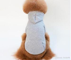 Ropa para mascotas en primavera y otoño de ropa para perros, suéter, algodón, lana pura, y la bolsa pura. suéter del animal doméstico Entrega gratuita L732