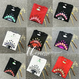 Tiger cabeça Homens Designer camisetas 100% roupa ocasional material elástico Roupa Natural Silk clássico Beachwear manga curta para Mens Polo Shir