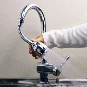 Réglable Robinet flexible Pulvérisateur 360 robinet d'évier Pulvérisateur Jet extension durable Robinet partie Accessoires de cuisine