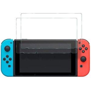 Schermo 9H 2.5D Premium temperato protezione di vetro temperato pellicola protettiva per Nintendo switch e Switch Lite Console Consola NS Accessori