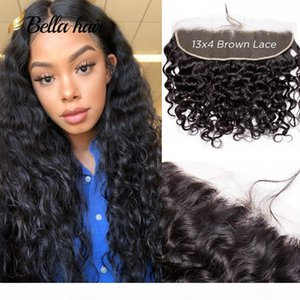 HD Lace Frontal 13x4 Ear to Ear Pre Plucked with Baby Hair Natural Wave Human Hair Extensions Brazilian Full Lace Frontal Closure Hair