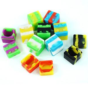 10X одобрен антипригарные многоразовый силиконовый контейнер для воска масла BHO Nonstick воска контейнеры Фляг силикона коробки для испарителя