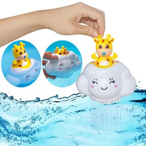 Cute Cartoon Animal Deer Classic Baby Water Toy Infantil Swim Turtle Wound-up Chain Clockwork Kids Beach Bath Toys Juguetes de dibujos animados