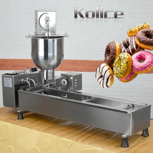 Kolice Donut Making Machine Automatic doughnut Maker Auto Donuts Frying Machine Auto Donut maker Machine de churros et beignet beignet faisa