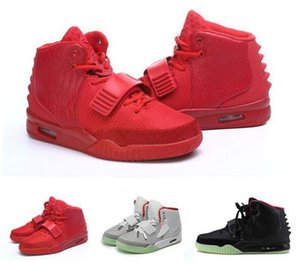 ssYEzZYYEzZYs v2 350boost Mens Outdoor Shoes Red October Sports Shoes Sneakers Trainrs Kanye West Hip top Fashion Sneakers