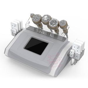 2020 Professional Кавитация Кавитация вакуумного отсоса тела Контурная машина для похудения радио частоты для ухода за кожей машина Spa
