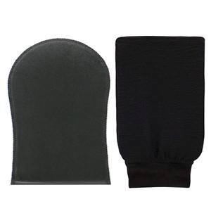 20 PC / Los Selbst tan mitt mitt für Selbstbräuner und abgestorbene Hautbräunung Entfernung Peeling verwendet