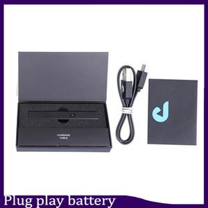 Der heiße Verkauf Exotics DNA Plug & Play Akku 500mAh pod Batteriesatz Lipo E Zigarette Vape Pen Akku leer Pods 0266303