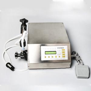GFK-160 Pump Control Digital bebida líquida da água 5-3500ml Máquina de enchimento para garrafas Enchimento Filler Machine