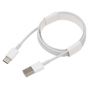 OEM İyi Kalite 1m Tip C mikro USB USB Adaptör Kablo Tel ile Metal örgü için Kablo Kordon Cep Telefonu Şarj PD Tipi C Şarj Hızlı 3 ft