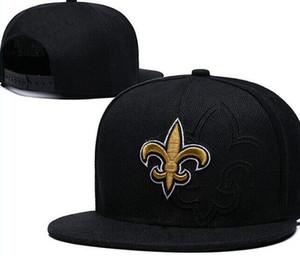 2019 أعلى جودة القديسين الرجال قبعة تصميم Snapback NO قبعة مطرزة شعار العلامات التجارية الرياضة رخيصة مشجعي البيسبول الأزياء كاب قابل للتعديل