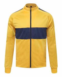 L'autunno e l'oro velluto serie cappotto Tuta su misura di abbigliamento maschile 7201 # -2
