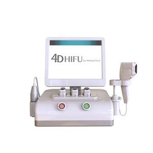 Winkonlaser 25000 Schüsse 4d Hifu Professionelle Ultraschall Körper schlank Hifu / Face Lift Hifu Maschine mit CE