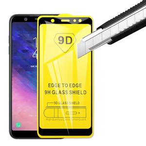Full Cover 6D 9D Tempered Glass Screen Protector AB Glue Edge to Edge FOR Samsung Galaxy M30 A10 A20 A30 A40 A50 A60 A70 A80 A90 1500pcs lo