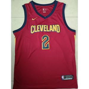 Kawhi Leonard Spurs loin version noire joueur Spurs UA Coupe d'or Top en jersey brodé maillots de basket hommes