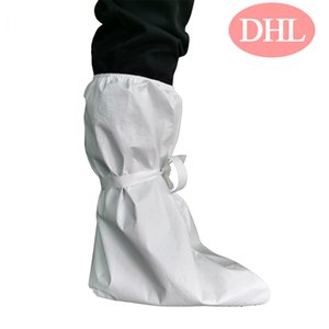DHL Shipping Shoe Covers Waterproof Rain Shoe Boot Cover Slip-resistant Boot Overshoes Covers Reuse Covers Shoes Dustproof