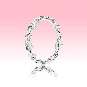 Nuovo arrivo Amory Heart Donne Anello Bellissimi gioielli estivi con scatola originale per Pandora 925 sterling sterling sterling style cuori anelli