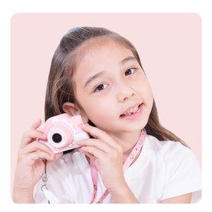 24MP Mini Wifi Kids Digital Camera IPS Display Educational Cartoon Kid Toy For Children Baby Birthday Gift Smart Kids Camera